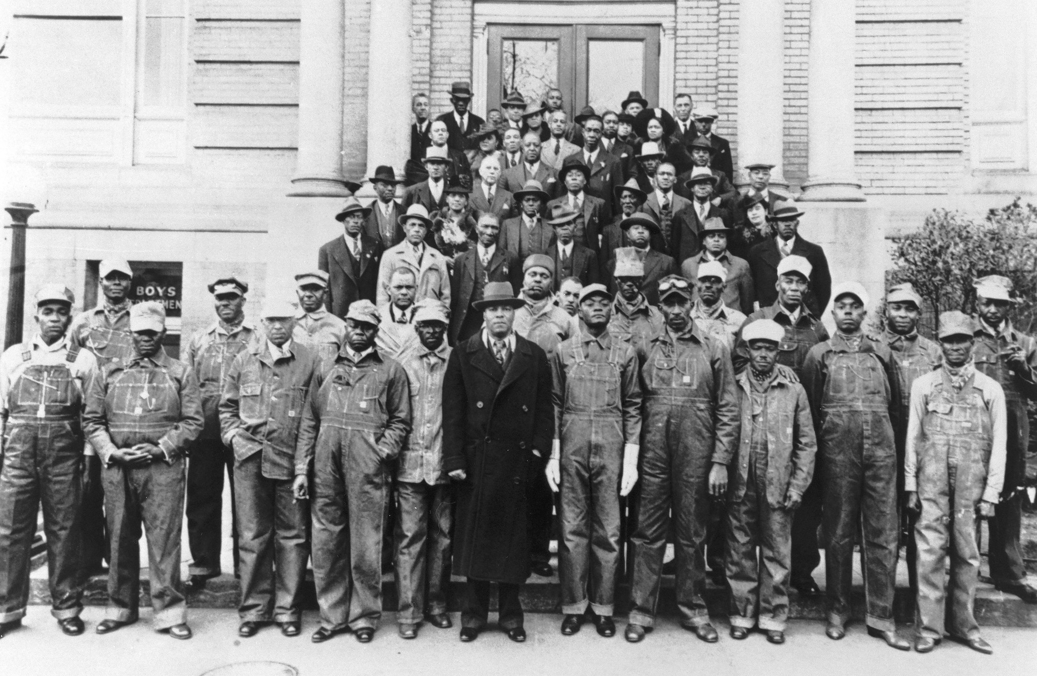 A Brief History of Labor, Race and Solidarity | Labor Commission on