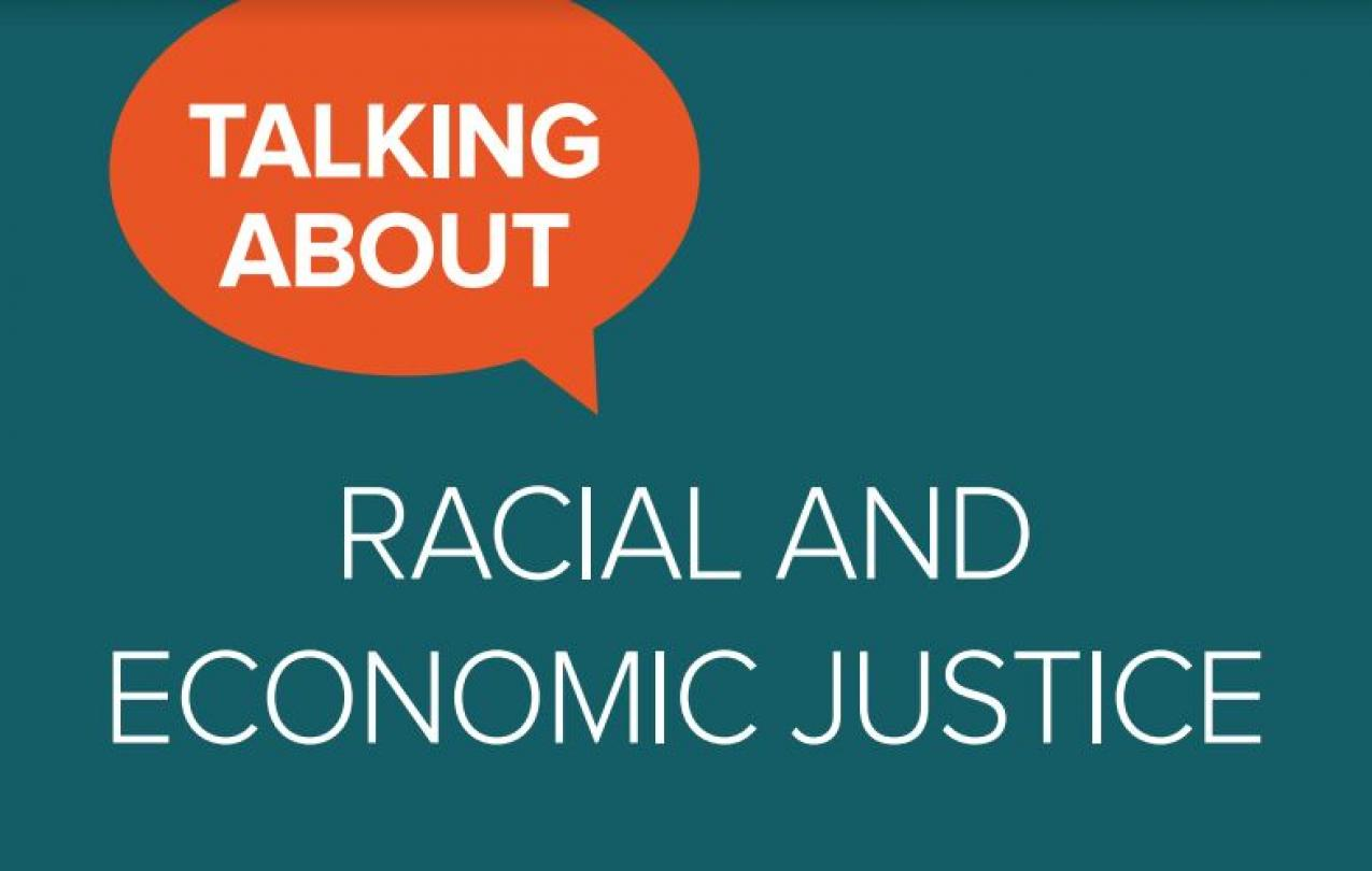Racial and Economic Justice Toolkit Cover